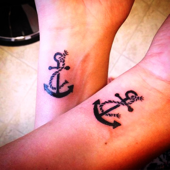 Amazing Mother Daughter Tattoo Ideas