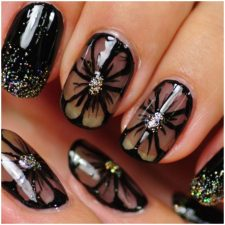 13 Easy Short Nail Designs Ideas in Quick Time