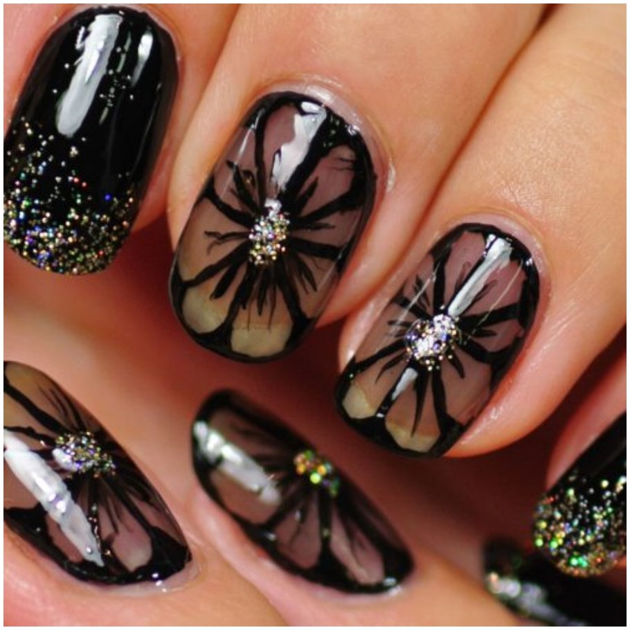 Best Short Nail Shapes for Christmax