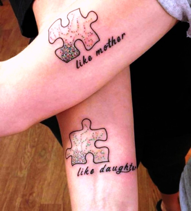 Mother and Daughter Tattoos Pinterest Images free