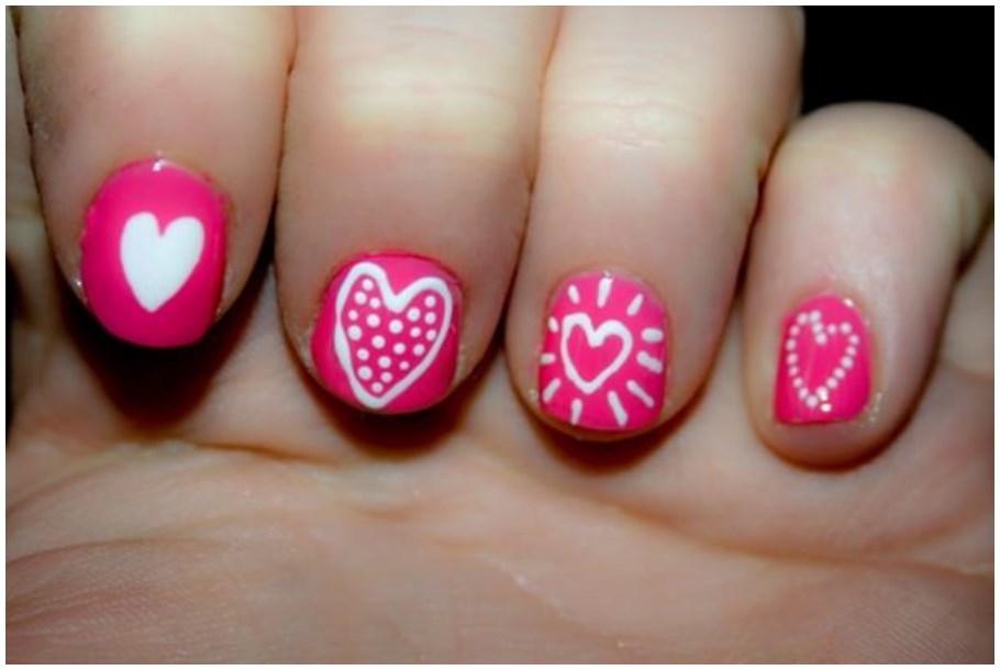 Nice Nail Designs for Short Nails looking