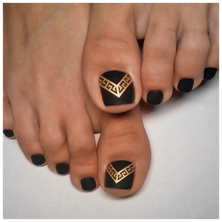 Best Toe nail design 2017