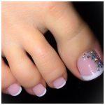 Easy Toe Nails Art Designs