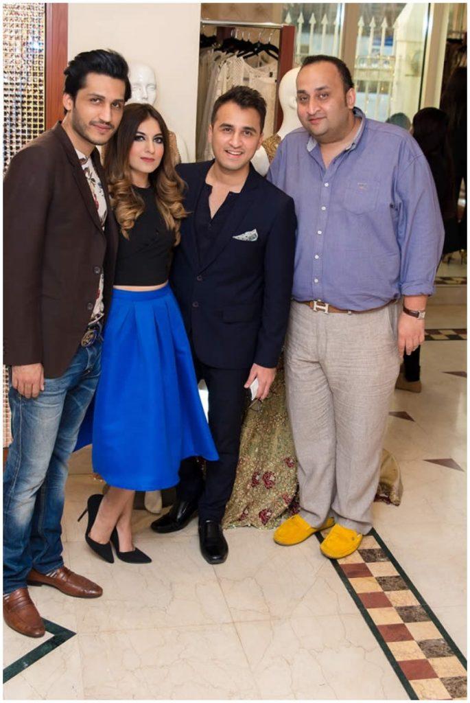 Fawad Khan brings wife's fashion line to Dubai 2017