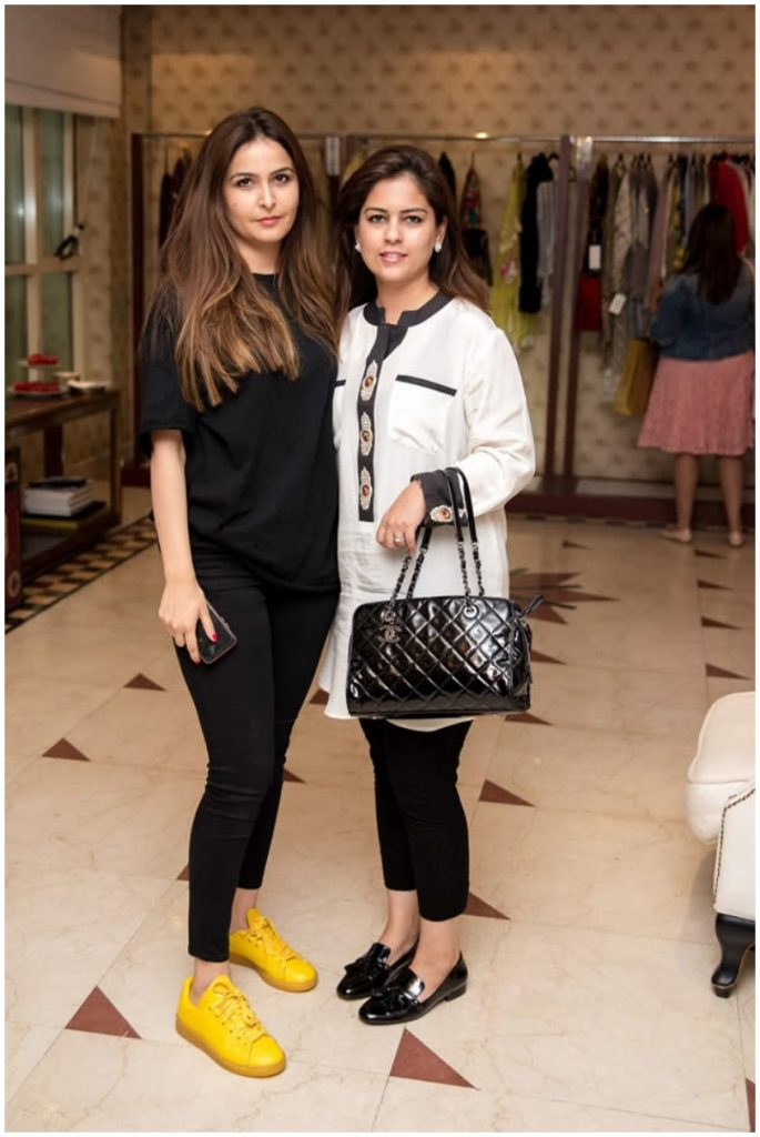 Fawad Khan with wife Sadaf at the exhibition of Silk by Fawad in dubai (2)
