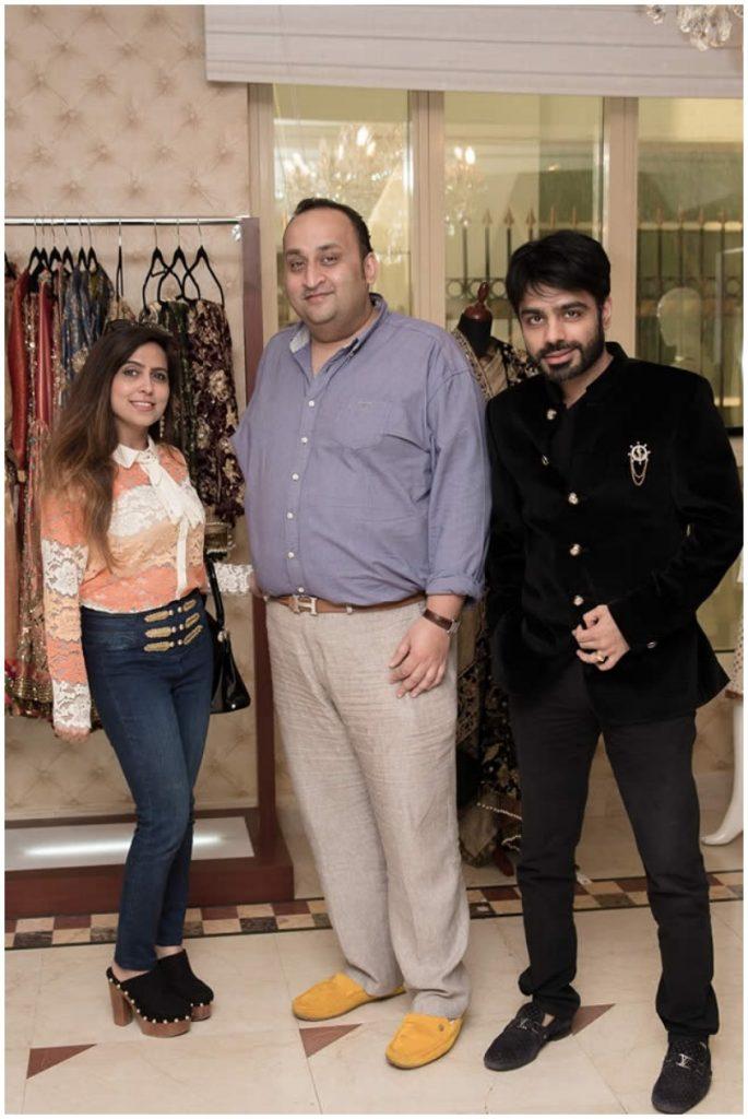 Silk by Fawad Khan Exhibits In Dubai