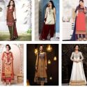 Indian Party Wear Salwar Kameez Suits 2018