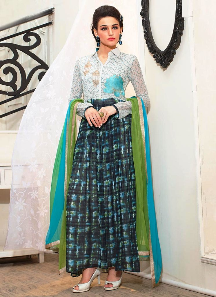 Indian fashion for Salwar Kameez