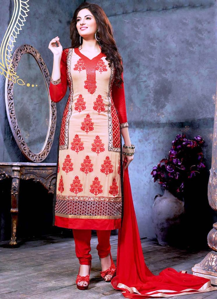 Latest Party Wear Salwar Kameez 2018
