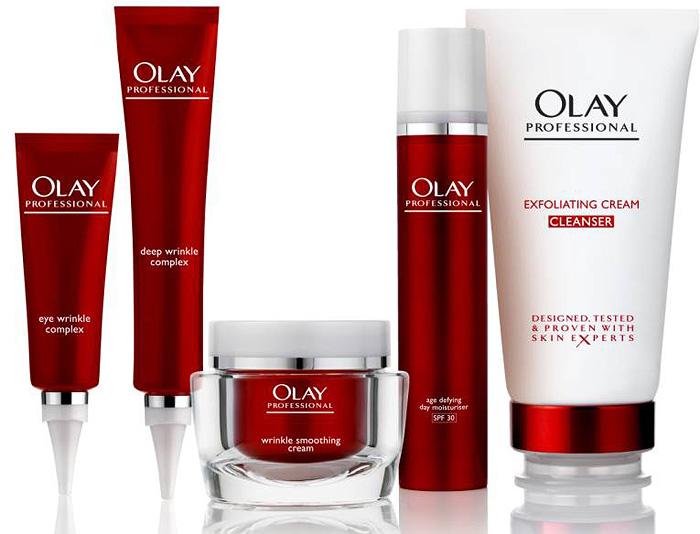 Olay makeup