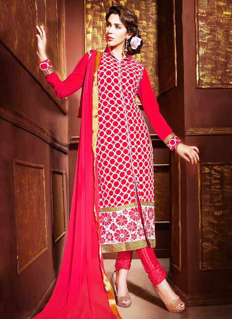 Indian Party Wear Salwar Kameez Suits 2017 2018 For Girls