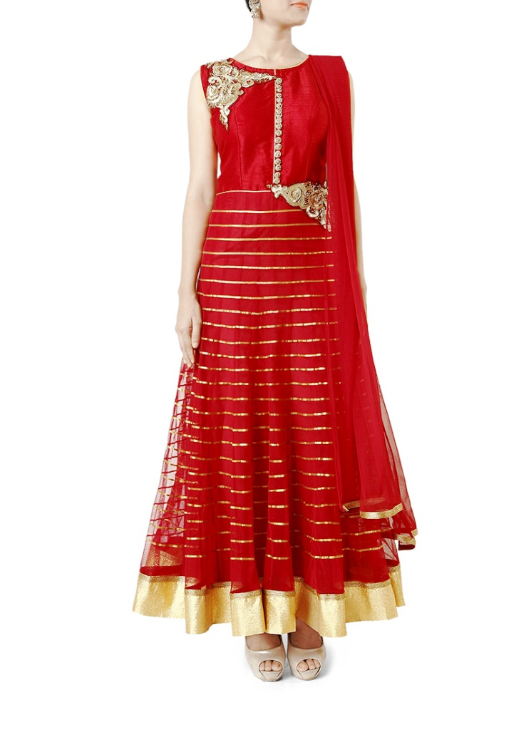 party wear suits design by manish malhotra