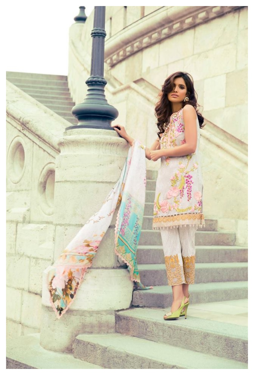 Mina Hasan Lawn 2017 Price Design and Catalog
