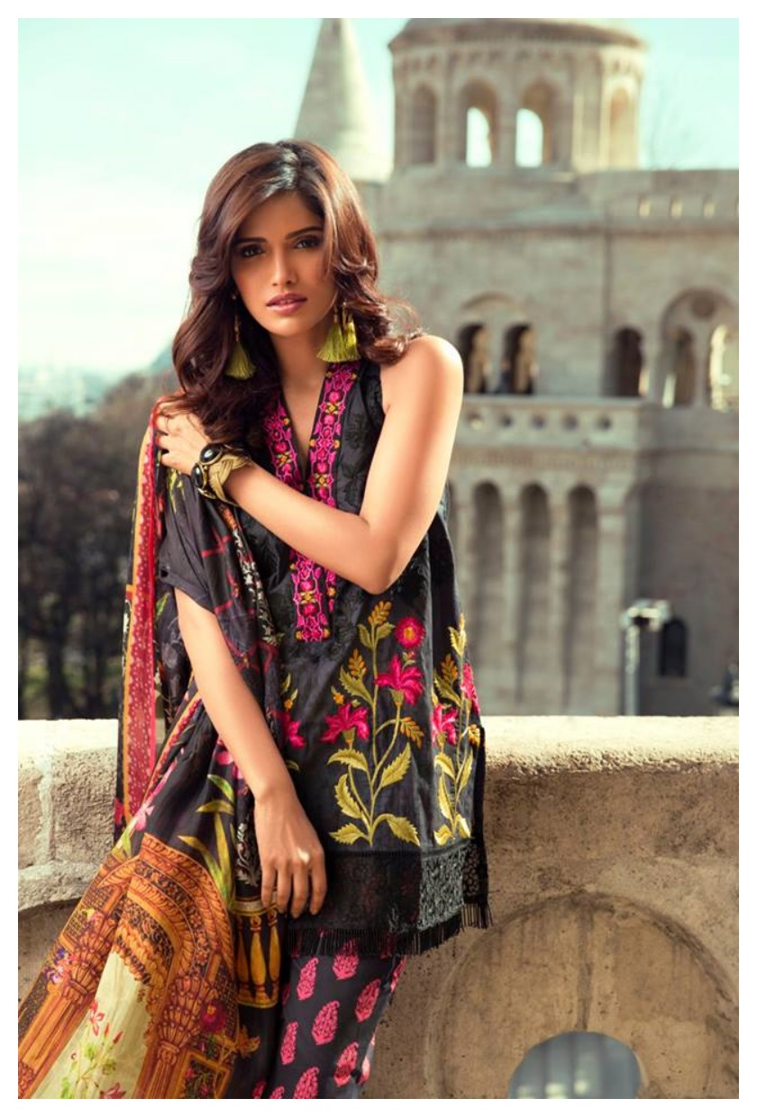 MINA HASAN Lawn 2017 with Prices