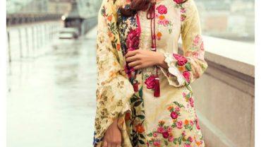 Designer mina hasan collection 2017