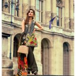 Mina Hasan Embroidered Lawn Summer Collection 2017 by Shariq