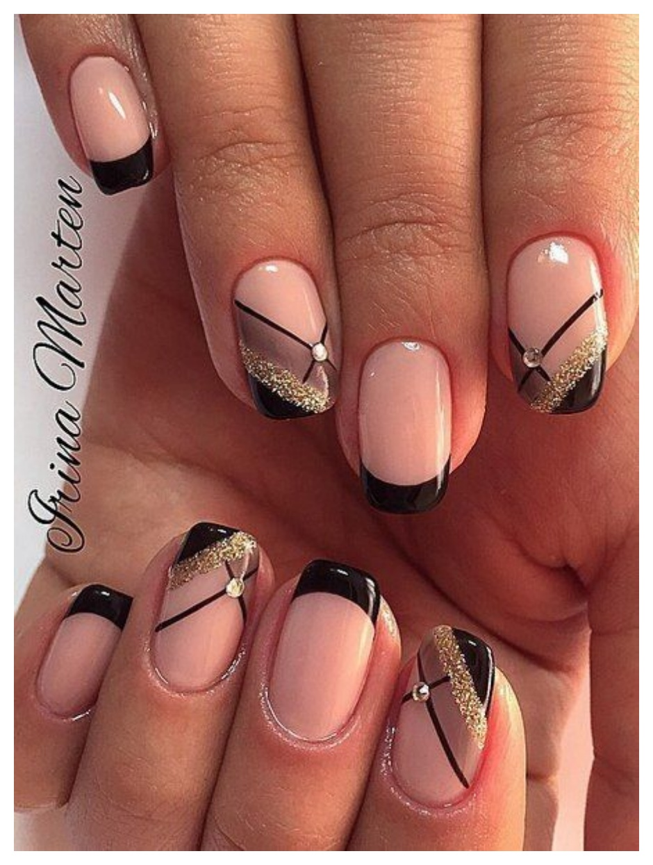 Free Busy Girl's Summer Nail Art