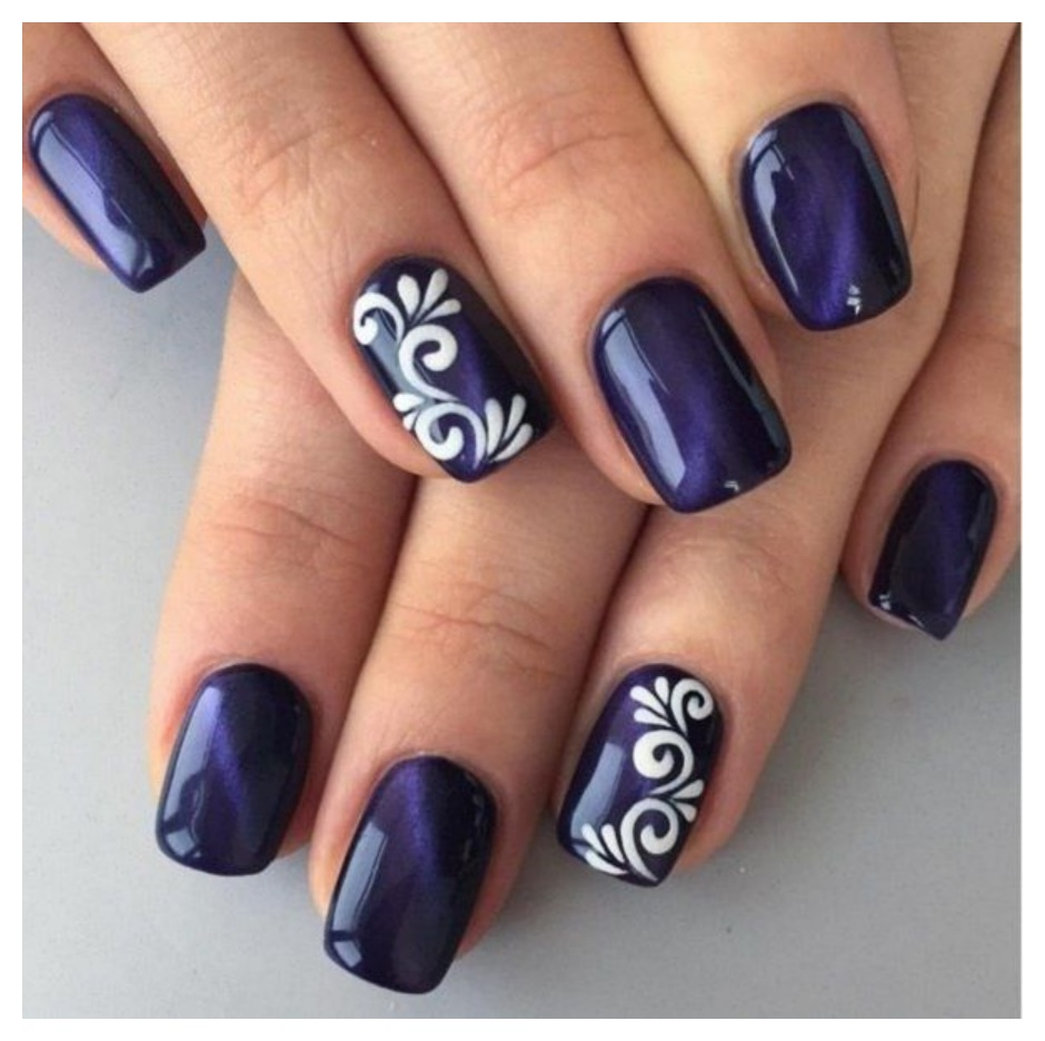 Hot Simple Nail Art Designs 2018
