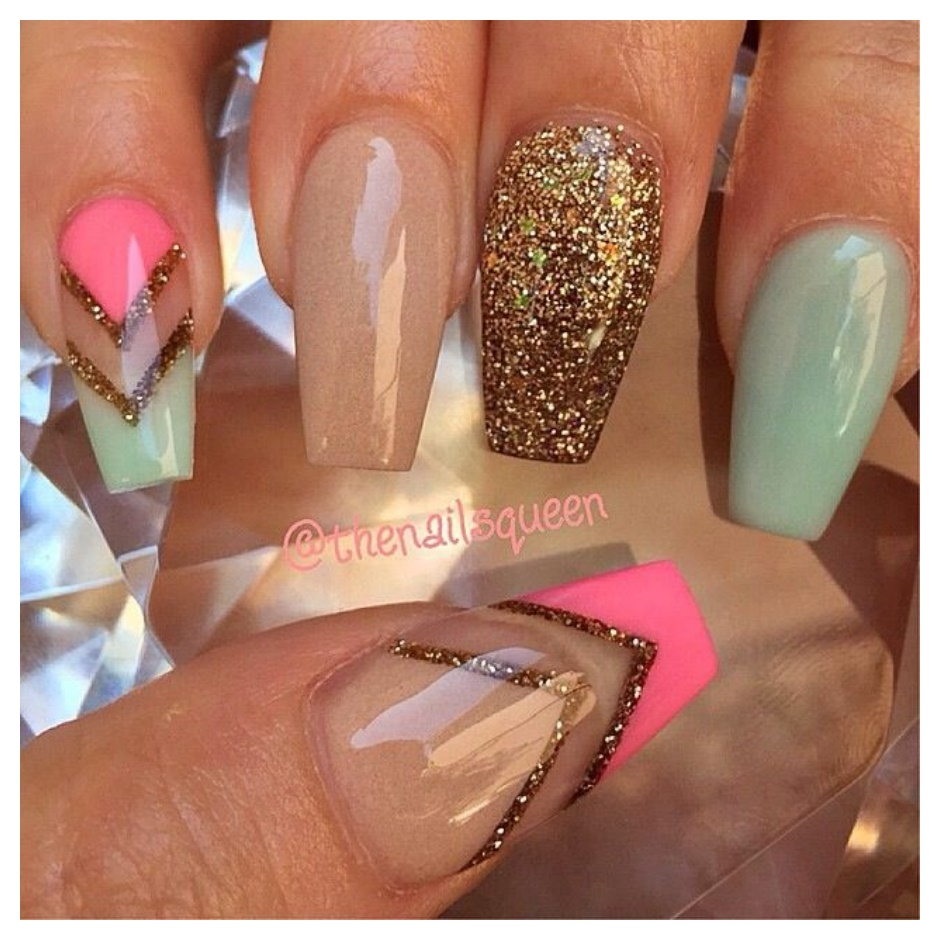 Nail Art Ideas For Teeny Tiny Fingertips