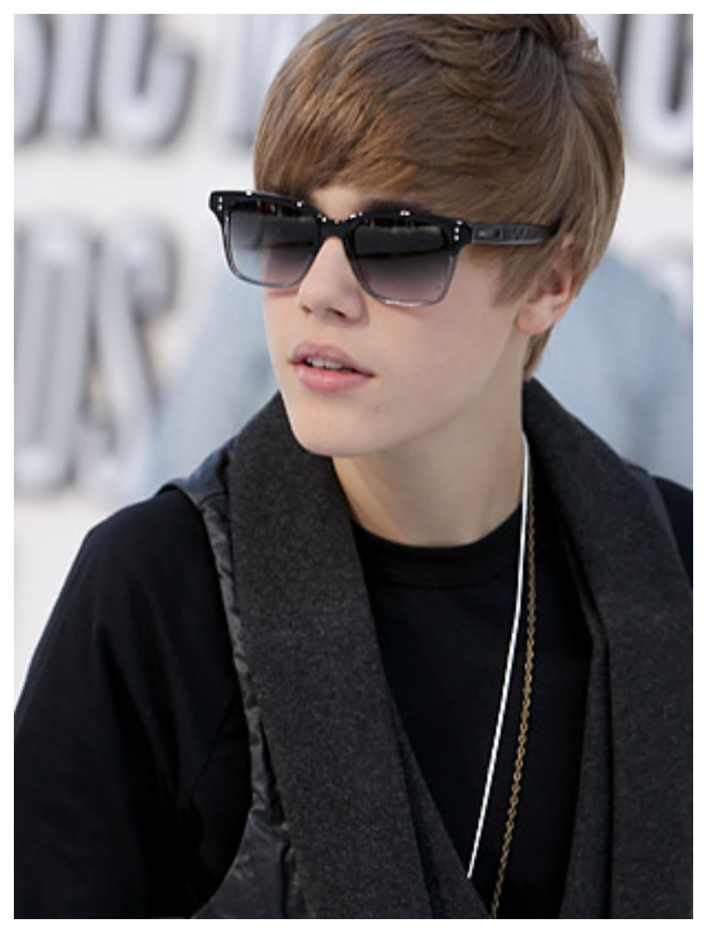 Singer Justin Bieber Haircut Hairstyle For Young Boys