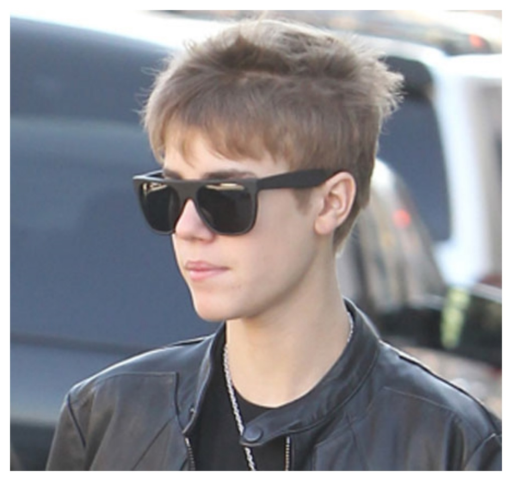 Singer Justin Bieber Haircut Hairstyle For Young Boys A