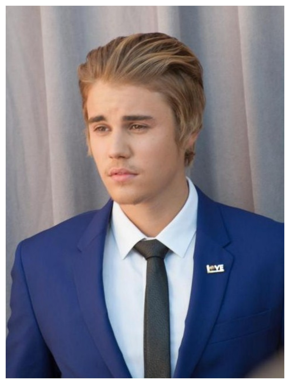 Attractive Justin Bieber Hairstyle free