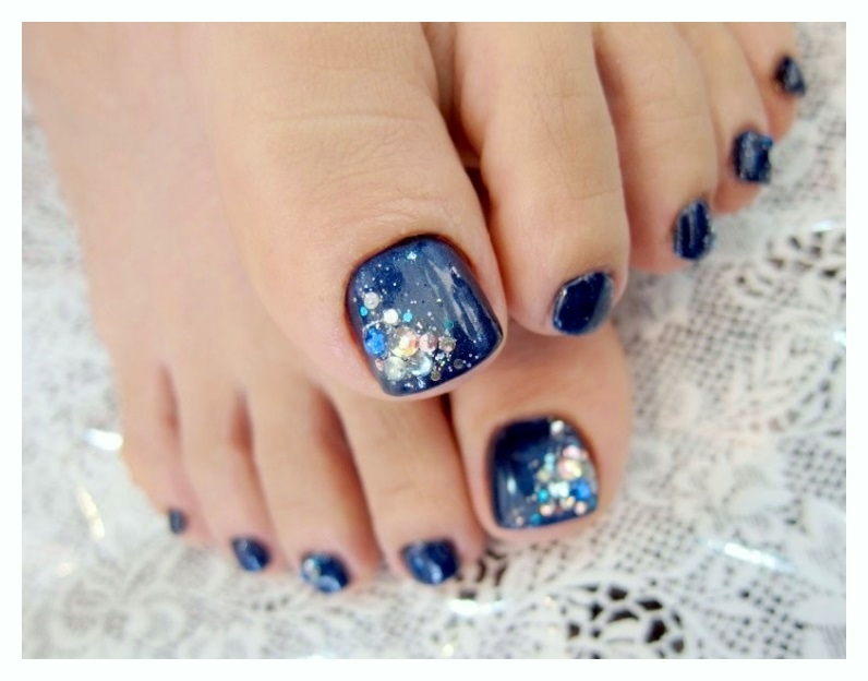 Beatiful Toe Nail Designs 2018 4girls