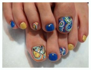 Unbelievable Best Toe Nail Designs Ideas
