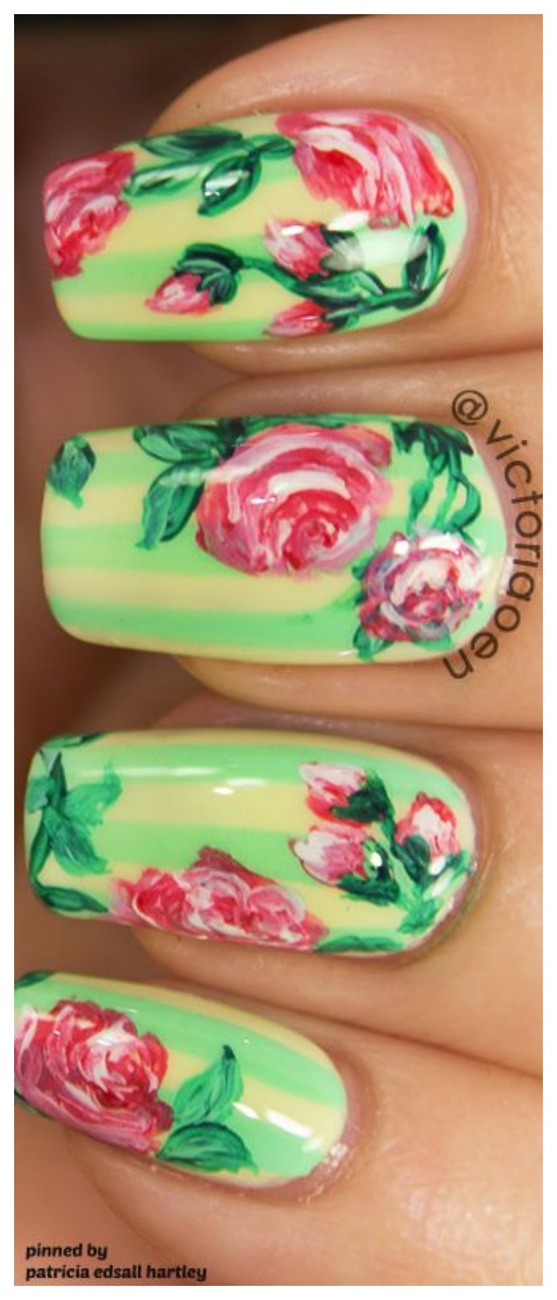 Spring Nails Designs 20189 having fun with Colors (6)
