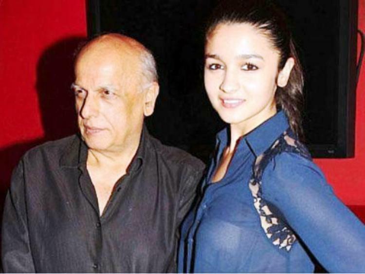 Mahesh Bhatt on Alia Bhatt's birthday