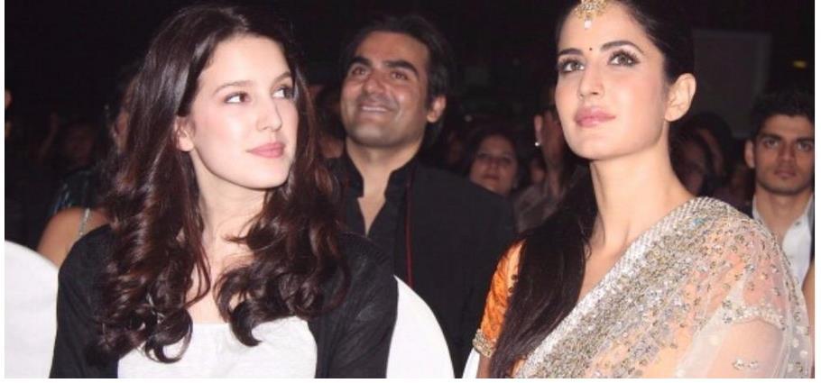 Bollywood Actress Katrina Kaif Family Picture | A style tips