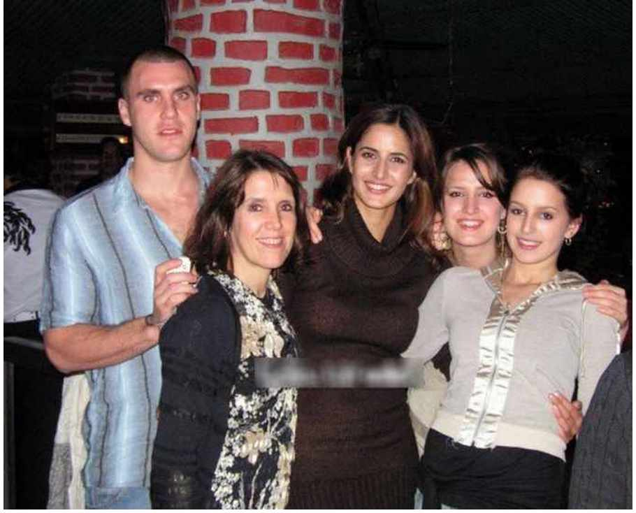 Katrina Kaif and her sister photos