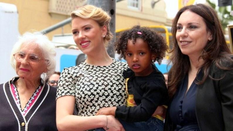 Scarlett Johansson Family Tree Photos Download