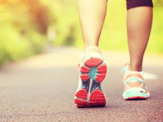 Easy Habits of Walk in sharp That Help You Live Longer