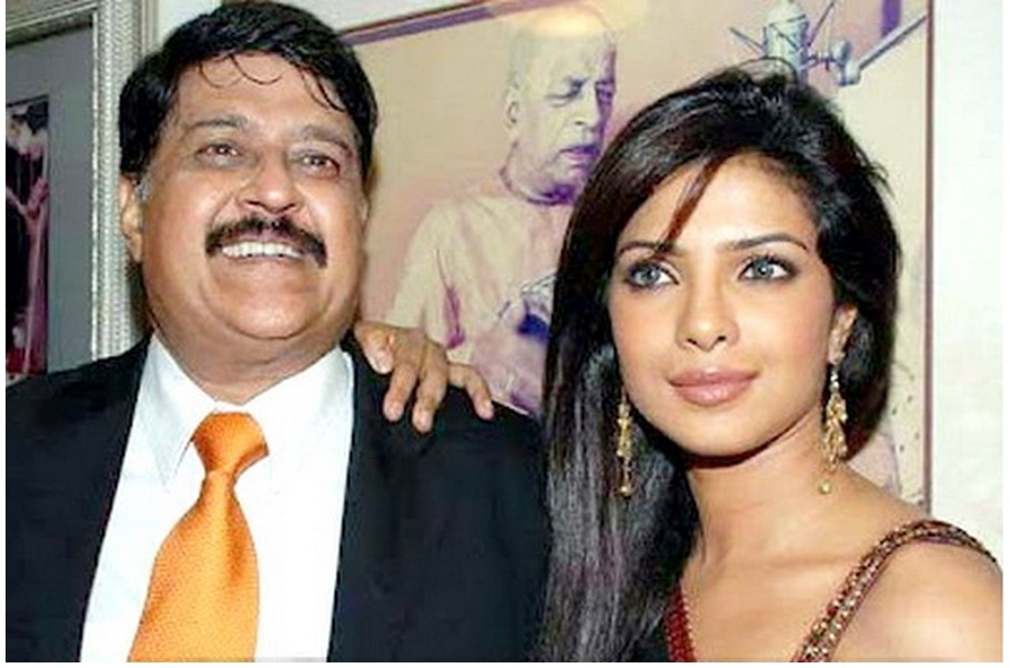 Priyanka Chopra's father, Dr Ashok Chopra,