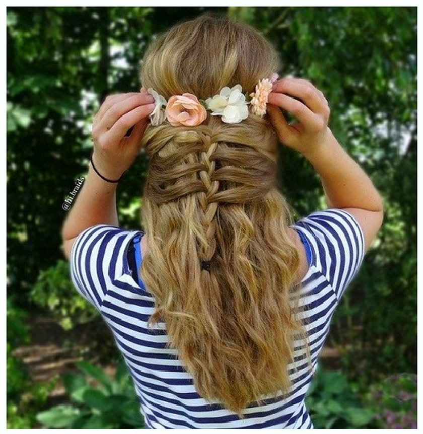 Get Hippie Hairstyle for GirlHairstyle for girls