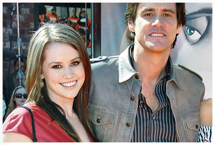 Jim Carrey's daughter Jane Erin Carrey