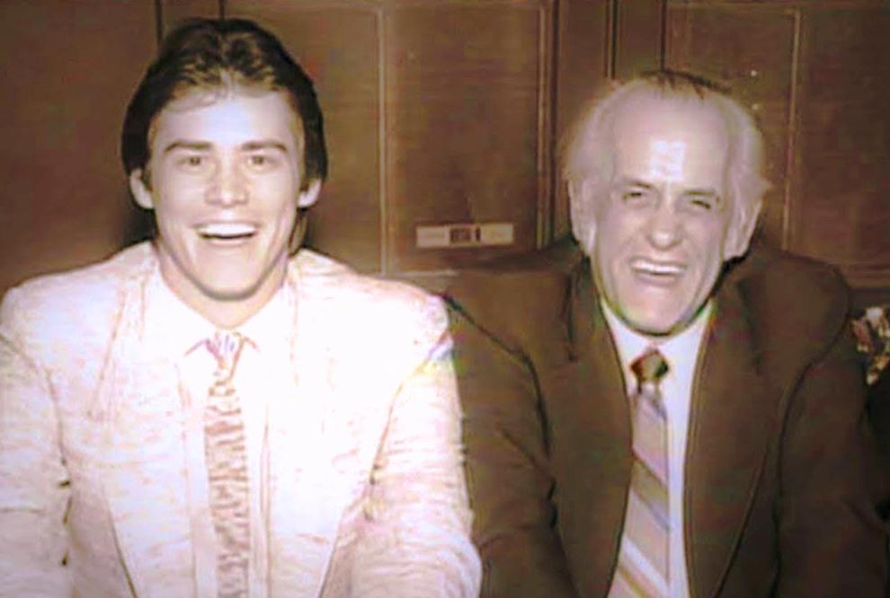 Jim Carrey Father Percy Joseph Carrey