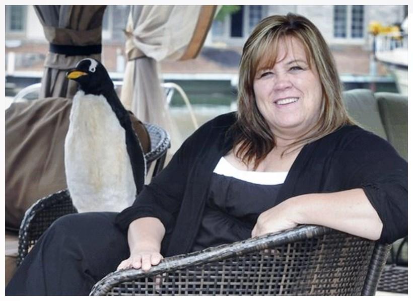 Rita Carrey, Jim Carrey's sister Moti Photos