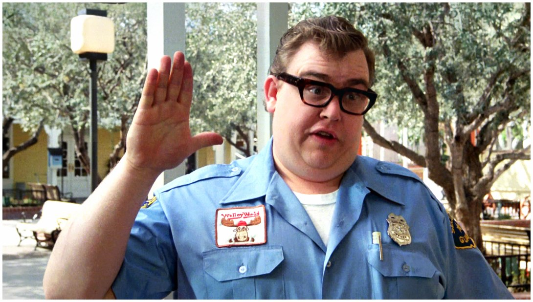 John Candy Wallpapers as Traffic Sarjent