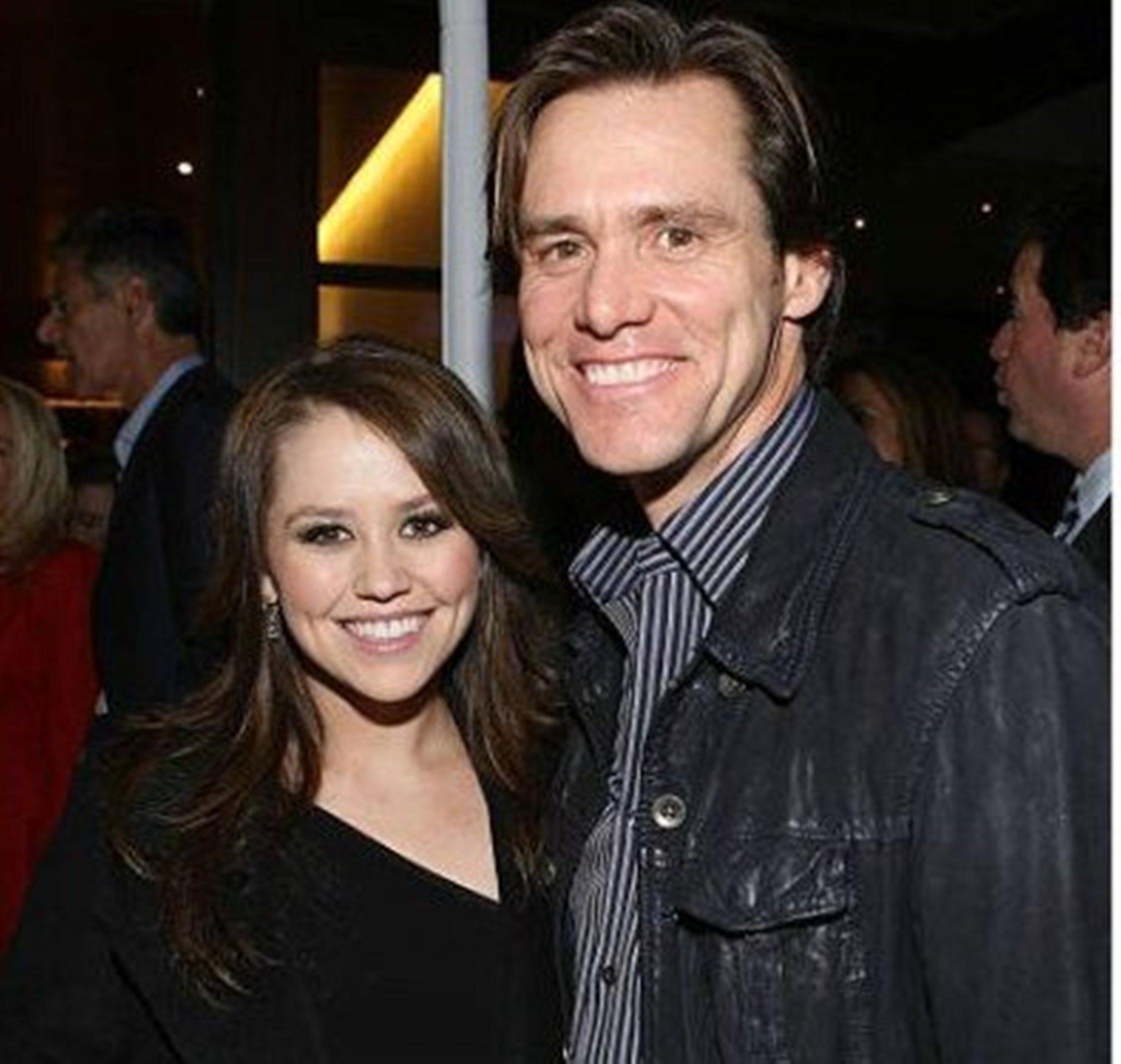 Jim Carrey's girlfriend Spouse Melissa Womer
