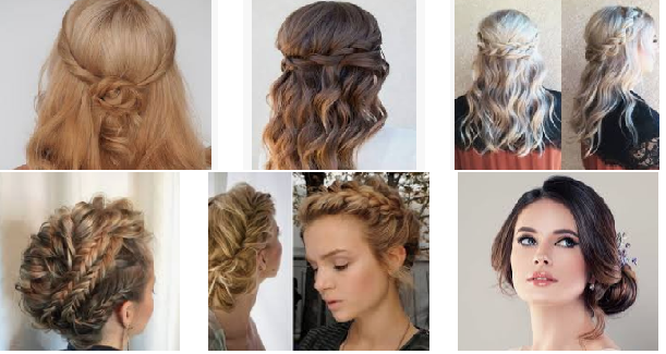 Best Medium Length Prom Hairstyles Ideas