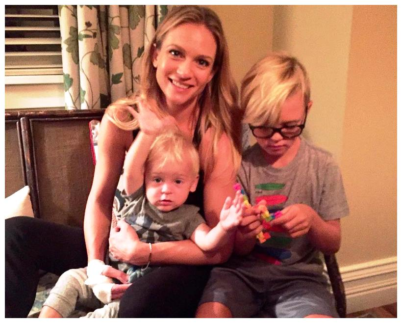 The photos of Phoenix Sky Andersen with Cook and Mekhai