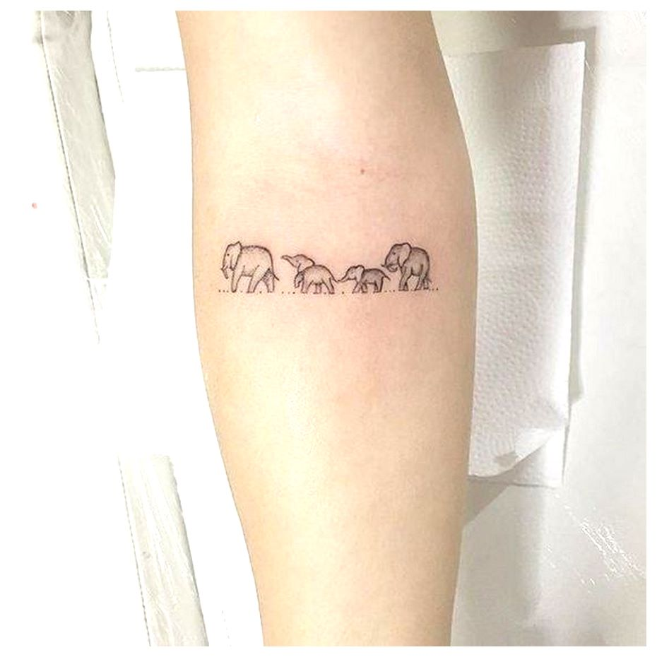 Elephant Tattoo Ideas for Big Inspiration