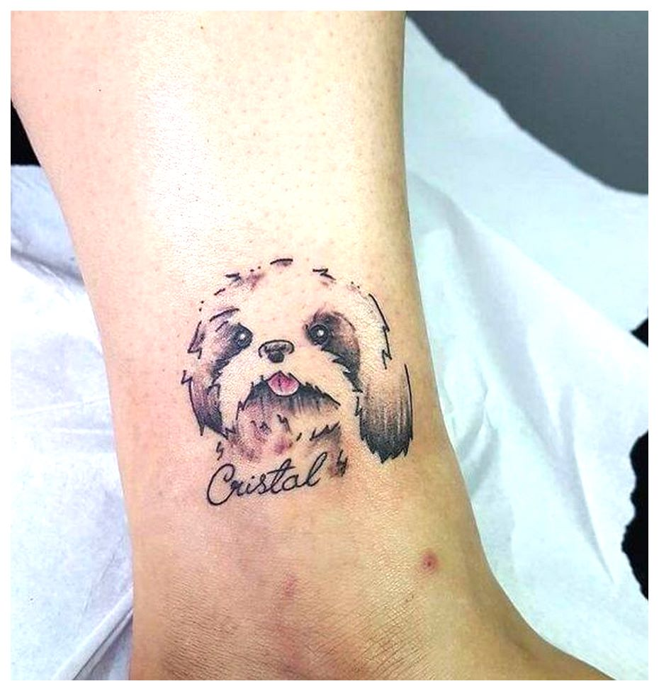 Dog Tattoos Ideas For Men