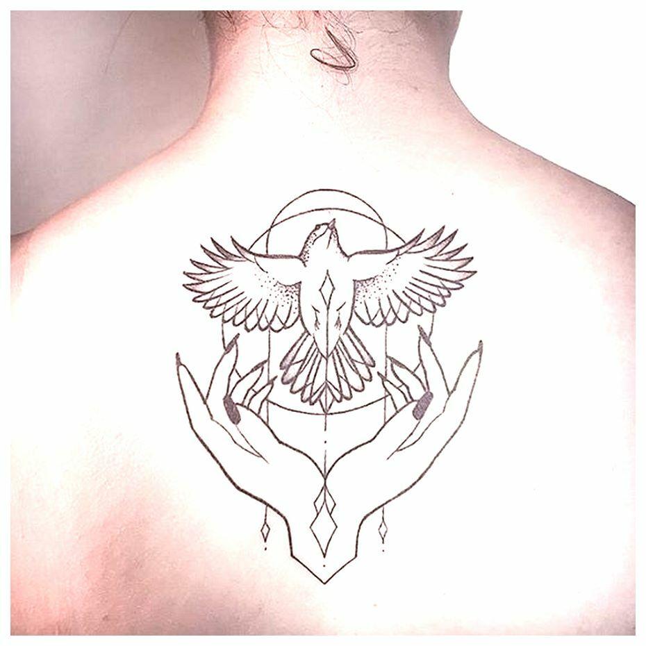 Femininas Linework Tattoo