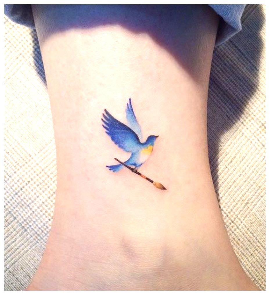 Tiny Girl Tattoo Ideas